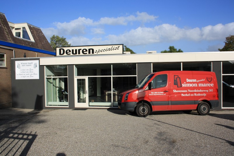Fotogalerij for Deuren specialist